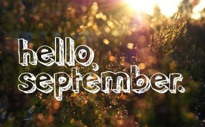 september, září